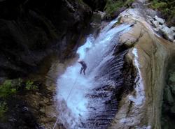Canyon de Soussouéou