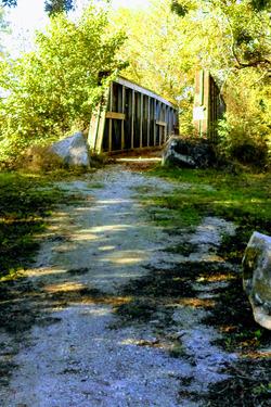 Pont du canal de Charras