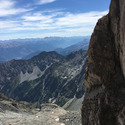 Sortie Alpinisme rocheux - arête de sialouze