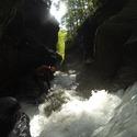 Sortie Canyon du Sciala