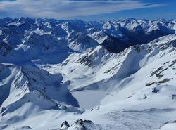 Depuis le Pic du Midi de Bigorre
