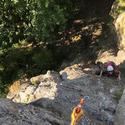 Sortie Les rochers des parcs