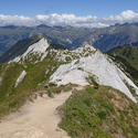 Sortie La Crête du Mont Charvet