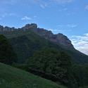 Sortie Dent d'Arclusaz depuis le Col du Frêne