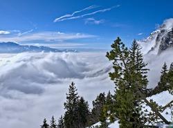 Vague nuageuse