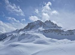 Bas du Mont Thabor
