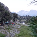 Sortie Lac Achard - Bivouac